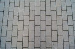 Кирпичи тротуара Стоковые Фотографии RF