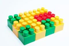 Кирпичи Lego Стоковые Изображения