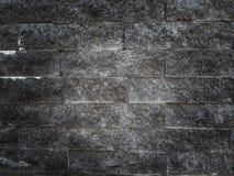 Кирпичная кладка серого цвета текстуры Стоковая Фотография