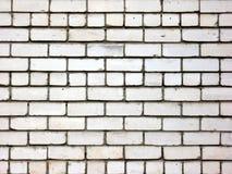 Кирпичная стена в дневном свете. Стоковое Изображение RF