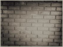 Кирпичная стена здания стоковое фото rf