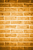 кирпичная стена предпосылки Стоковое Изображение