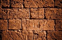 кирпичная стена предпосылки Стоковое Фото