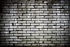 Кирпичная стена - предпосылка Стоковое Фото