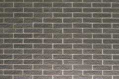 кирпичная стена предпосылки черная Стоковое фото RF