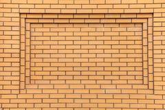 Кирпичная стена, текстура, предпосылка. Стоковая Фотография RF