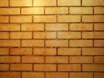 Кирпичная стена тона винтажного стиля оранжевая детализировала предпосылку текстурированную картиной: деталь masonry кирпичной кл Стоковое Изображение