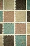 Кирпичная стена цвета Стоковое Изображение RF