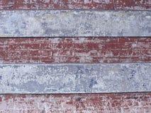 Кирпичная стена шелушения Стоковое фото RF
