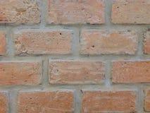 Кирпичная стена для предпосылки Стоковое Фото