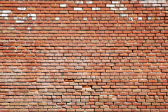 кирпичная стена Стоковые Фотографии RF