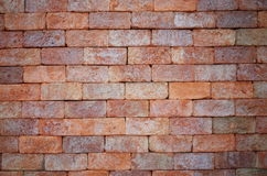Кирпичная стена Стоковая Фотография RF