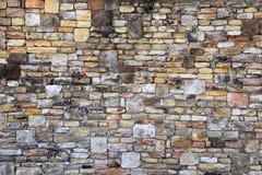 Кирпичная стена Стоковое Изображение