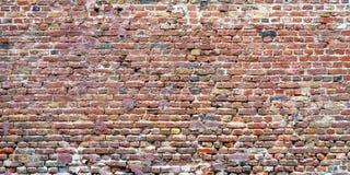 Кирпичная стена Grunge Стоковое Фото