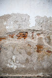 Кирпичные стены до тех пор пока вы не увидите внутренность Стоковые Фото
