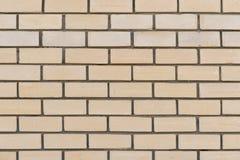 Кирпич бежа Bricklaying Стоковые Фотографии RF