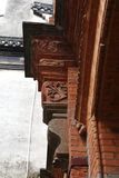 Кирпич высекая штендеры стоковое изображение rf