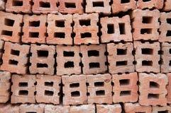 Кирпич, конструкционные материал Стоковые Фотографии RF