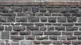 кирпич средневековое wall73 Стоковое Изображение
