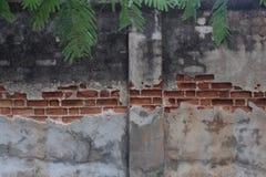Кирпич стены снаружи Стоковое Изображение