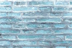 Кирпич льда Стоковая Фотография