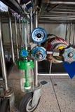 кислород Стоковая Фотография RF