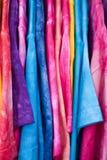кислота красит рубашки t Стоковые Фото