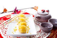 Китаец помадок сои stly Стоковые Фото