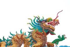 Китаец дракона Стоковые Изображения RF