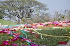 Китайская бумага процесса традиции и культуры покрашенная положила дальше gra Стоковые Изображения RF