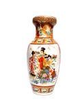 китайская ваза Стоковая Фотография RF