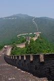 китайская Великая Китайская Стена Стоковая Фотография