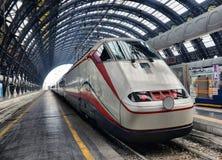 китайская высокая скорость рельса Стоковая Фотография RF