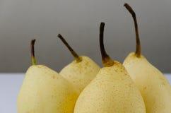 китайская груша Стоковое Изображение