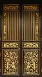 китайская дверь Стоковая Фотография RF