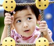 китайская девушка симпатичная Стоковые Фото
