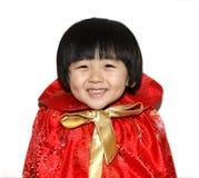 китайская девушка симпатичная Стоковое фото RF