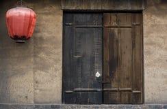 китайская дом Стоковая Фотография
