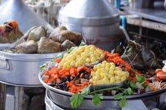 китайская еда традиционная Стоковое Изображение RF