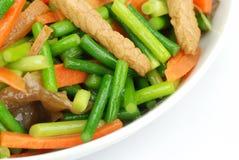китайская еда Стоковые Фотографии RF