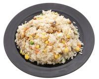 китайская еда величают овощи риса Стоковое Изображение RF