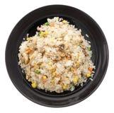 китайская еда величают овощи риса Стоковое фото RF