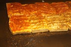 Китайская еда: Зажаренное тофу стоковая фотография