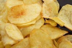 китайская еда обломоки изолировали белизну картошки Стоковое Изображение