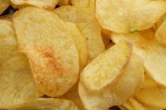 китайская еда обломоки изолировали белизну картошки Стоковые Фото