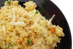 китайская еда Рис с карри и овощами Стоковые Фотографии RF
