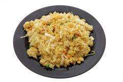 китайская еда Рис с карри и овощами Стоковая Фотография RF