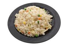 китайская еда Рис с овощами Стоковые Изображения