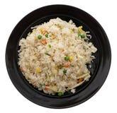 китайская еда Рис с овощами Стоковые Фотографии RF