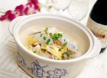 китайская еда Стоковые Изображения